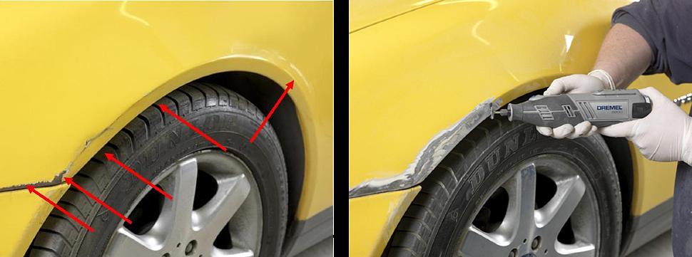 Как побороть ржавчину на кузове авто?