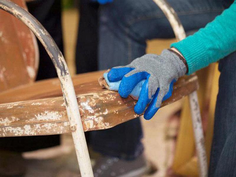 Рекомендации по нанесению краски по металлу и ржавчине