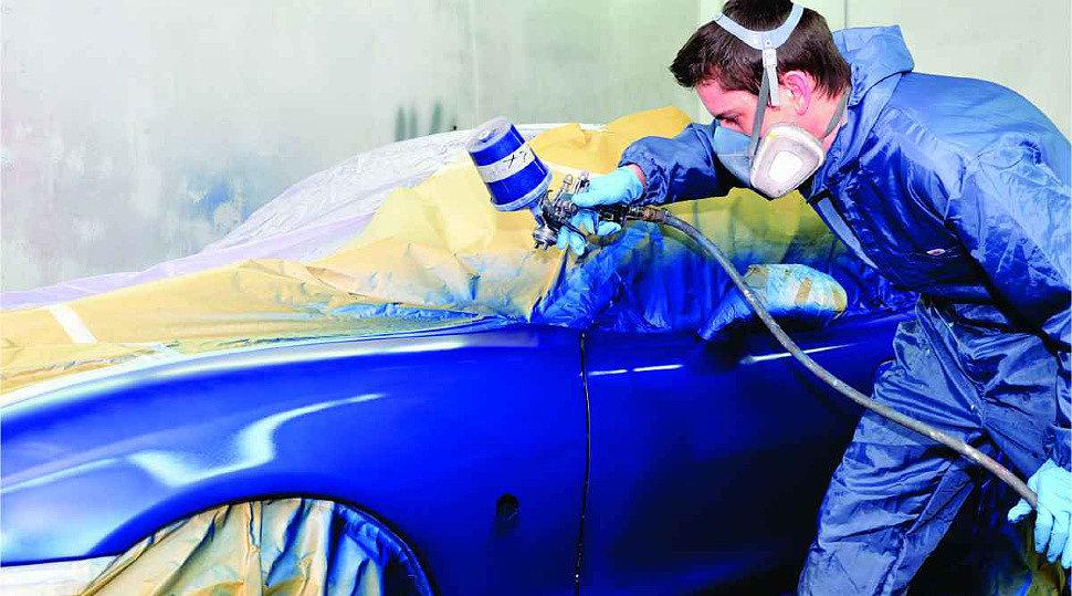 Тонкости профессиональной покраски и полировки автомобиля