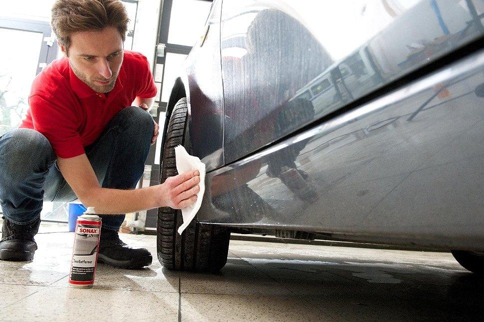Что вредит лакокрасочному покрытию на авто?